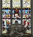 Mechelen St Rombouts stained glass windows 08.JPG
