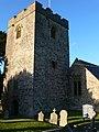 Medieval tower, Llanfwrog Church - geograph.org.uk - 574732.jpg