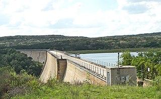 Medina Dam United States historic place