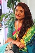 Meher Afroz Shaon in Dhaka Lit Fest 2017 (01).jpg