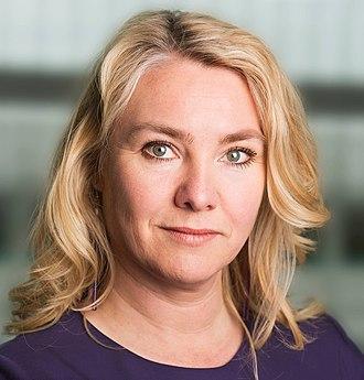 Ministry of Infrastructure, Public Works and Water Management - Melanie Schultz van Haegen