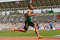 Men 100 m French Athletics Championships 2013 t154127.jpg