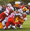 Mentor Cardinals vs. St. Ignatius Wildcats (9694049497).jpg