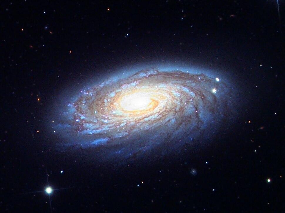 Messier 88 galaxy