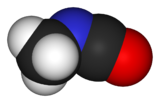Image illustrative de l'article Isocyanate de méthyle