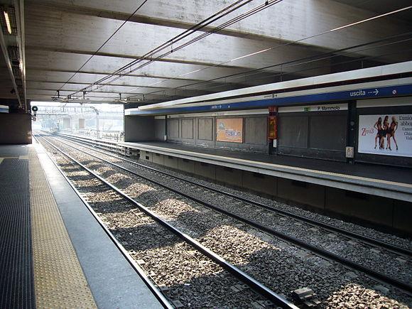 ポンテ・マンモロ駅 - Wikiwand
