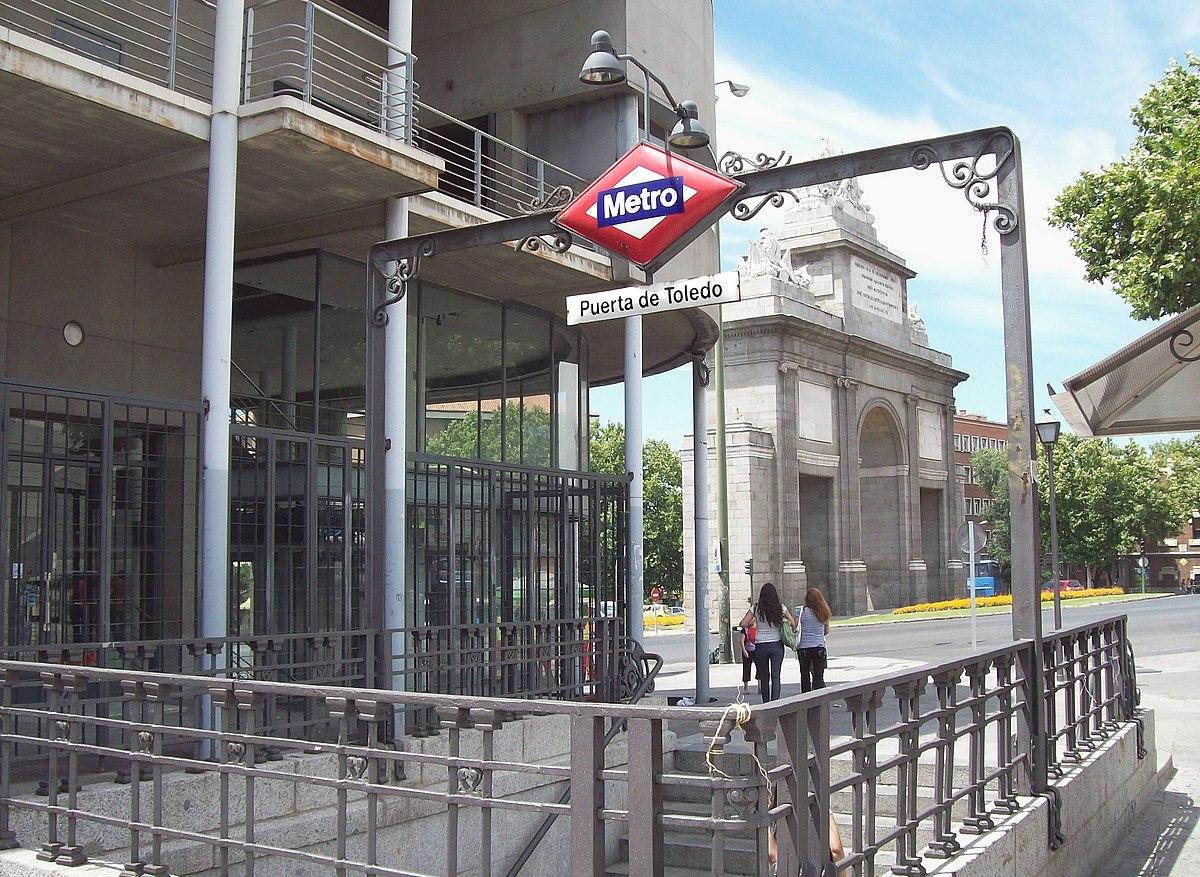 Puerta de toledo wikidata for Shoko puerta de toledo