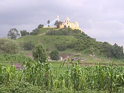 Great Pyramid of Cholula