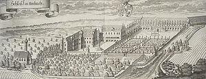 Schloss Lauterbach, Bavaria - Image: Michael Wening Schloss Lauterbach
