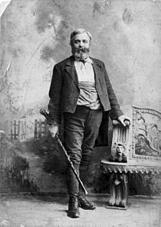 Michael Cusack Founder of the Gaelic Athletic Association