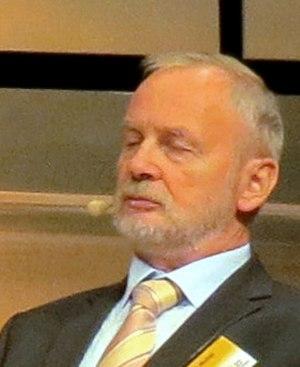 Hartmut Michel - Hartmut Michel in 2013