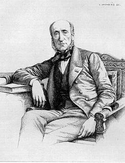 Michel Chevalier French statesman