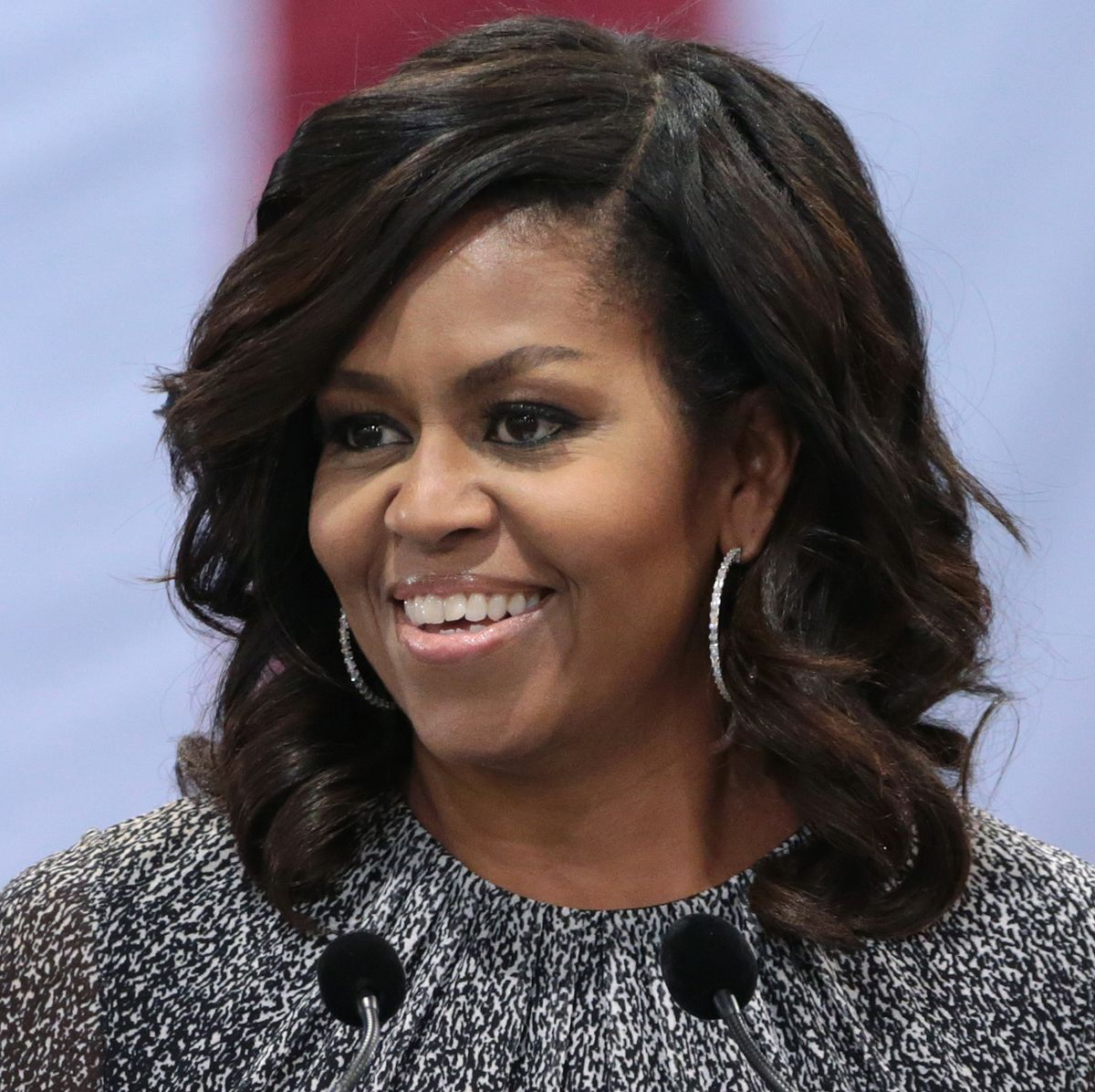 Michele Obama  Tennis Shoes