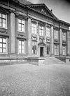 middengedeelte voorgevel mauritshuis -