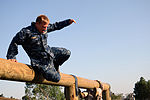 Midshipmen navigate Miramar obstacle course during summer training 140804-N-BB534-254.jpg