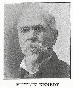 Mifflin Kenedy