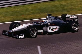1999 Canadian Grand Prix - The race was won by Mika Häkkinen for McLaren.