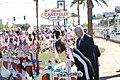 Mike Pence and Karen Pence, Las Vegas Memorial.jpg