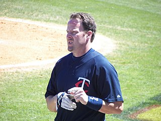Mike Redmond American baseball player & coach