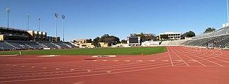 Mike A. Myers Stadium - Image: Mike myers stadium 2007