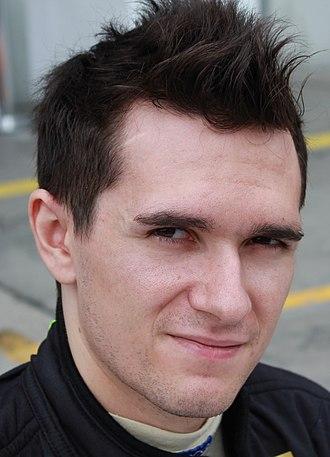 Mikhail Aleshin - Aleshin in 2012