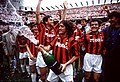 Milan - Scudetto 1992-93 - Costacurta, De Napoli, Donadoni, Maldini.jpg