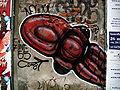 Milano - Graffiti lungo il naviglio pavese - Foto Giovanni Dall'Orto, 8-June-2008 8.jpg