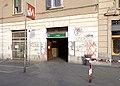 Milano metropolitana Lanza ingresso edificio.JPG