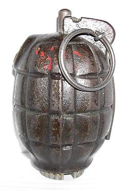 Mills Bomb SGM-1