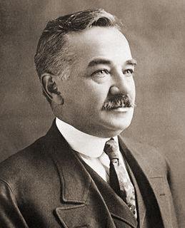 Milton S. Hershey American chocolatier