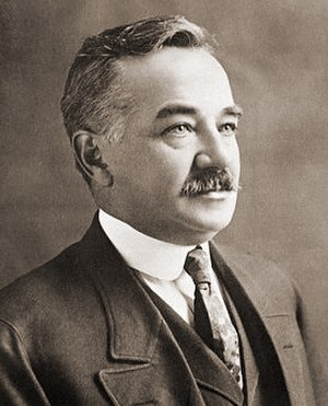 Milton S. Hershey - Hershey in 1905