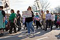 Milwaukee Public School Teachers and Supporters Picket Outside Milwaukee Public Schools Adminstration Building Milwaukee Wisconsin 4-24-18 1091 (40833952945).jpg
