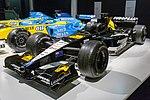 Minardi PS01 front-left 2017 Museo Fernando Alonso.jpg