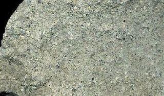 Rhyodacite volcanic rock