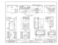 Mission San Juan Bautista, Second Street, San Juan Bautista Plaza, San Juan Bautista, San Benito County, CA HABS CAL,35-SAJUB,1- (sheet 21 of 38).png