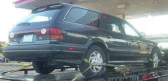 Mitsubishi Diamante - 1993–1996 Mitsubishi Diamante wagon (Canada)