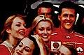 Modelo Profesional Sabina Rinaldi Alemania Michael Schumacher.jpg