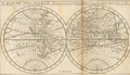 Moll - A map of the world shewing the course of Mr Dampiers voyage round it from 1679 to 1691.png