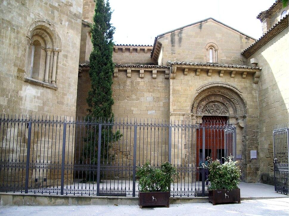 Monasterio de San Pedro el Viejo.