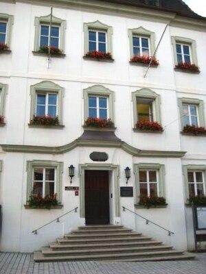 Monheim Town Hall - Image: Monheim Town Hall 10
