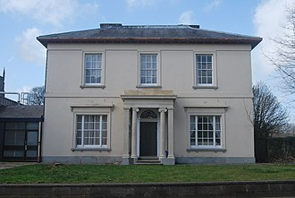Monk Street, Monmouth - Image: Monmouth Oak House Front
