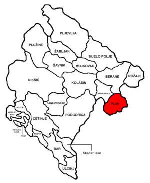 Plav Municipality - Image: Montenegro Plav