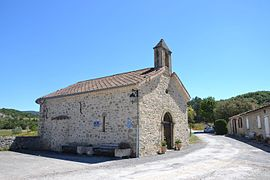 The church in Montferrand-la-Fare