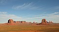 Monument Valley Arizona october 2012 sunrise view.jpg