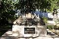 Monument du Centenaire de la Bataille de Verdun de Saint-Paul - de face, plan serré.jpg