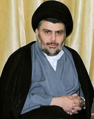 Muqtada al-Sadr - Image: Moqtada Sadr