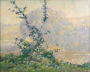 Charles Rosen (painter) - Image: Morning Charles Rosen 1909
