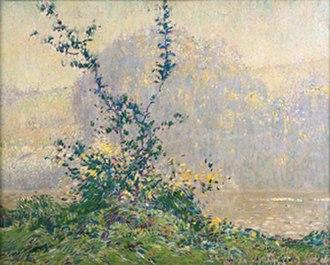 Charles Rosen (painter) - Image: Morning Charles Rosen 1909