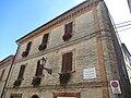 Morrovalle-Casa natale cardinale Giovanni Minio.jpg