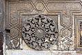 Moschea del sultano hasan, 1362, esterno, decoro a rilievo.JPG